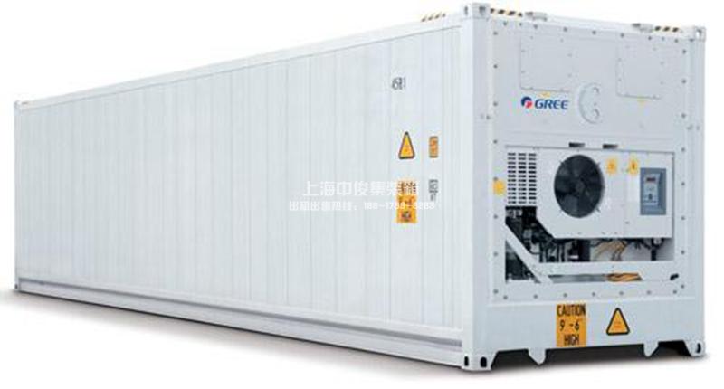全新冷藏集装箱